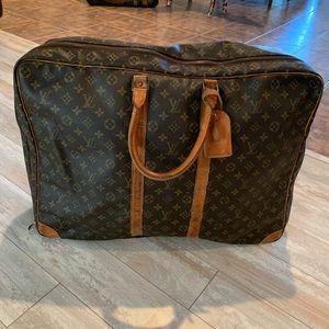 Authentic Louis Vuitton Large Soft Suitcase